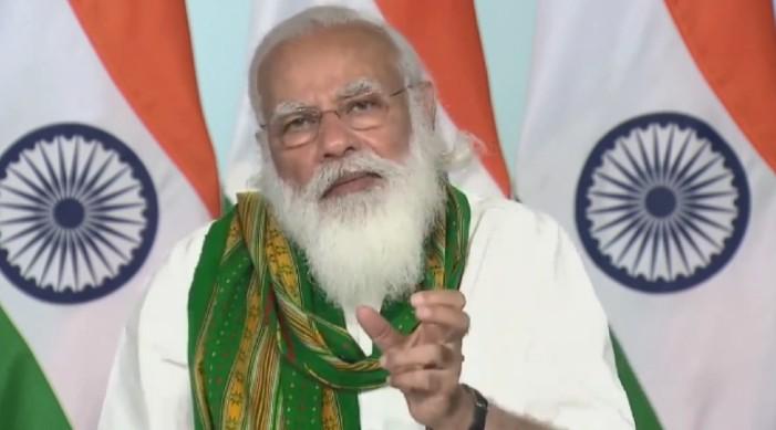 India needs a 'Food Processing Revolution': PM Modi