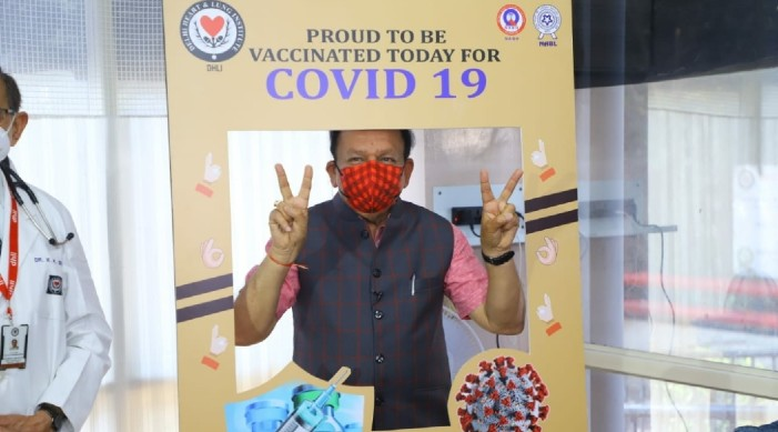 Nearly 1.5 crore people vaccinated in Covid-19 inoculation drive