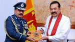Indian Air Chief begins two-day visit to Sri Lanka to strengthen ties, explore new avenues