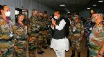 Rajnath Singh attends Combined Commanders' Conference to review defence preparedness