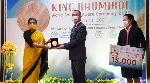 ICAR receives King Bhumibol World Soil Day 2020 Award