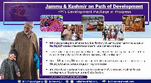 With slew of projects, Jammu and Kashmir on path of development