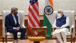 US Special Envoy Kerry calls on PM Modi, discusses climate issues