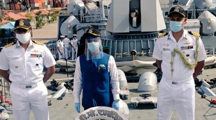 आईएनएस रणविजयको कोलम्बो भ्रमणले भारत-श्रीलंका समुद्री सम्बन्धलाई अझ बढी गहिरो बनाउने छ।