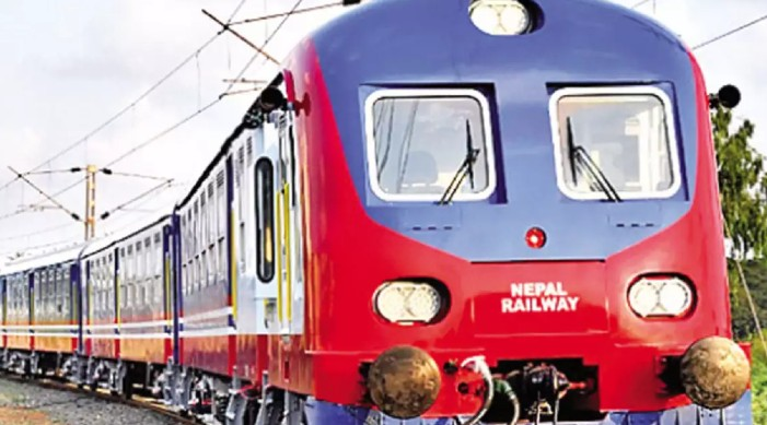 भारत - नेपाल रेल सेवा छिट्टै सुरु हुने: प्रतिवेदन