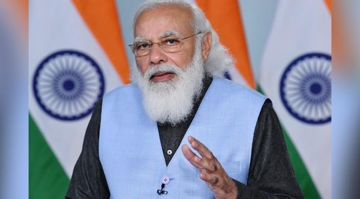 प्रधानमन्त्री मोदीले नाइट्रोजन प्लान्टलाई अक्सिजन प्लान्टमा रूपान्तरण गरिएको प्रगति बारे समीक्षा गर्नुभयो।