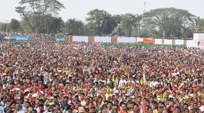 भाजपाले असम विधानसभा चुनाव २०२१ जितेर दोस्रो कार्यकालको लागि सत्ता कायम राख्न सफल भएको छ।