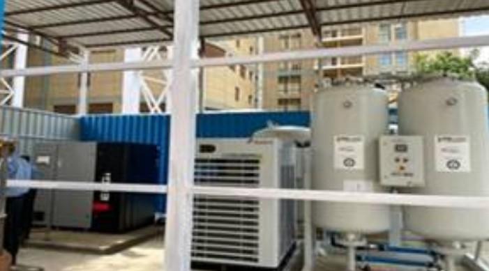 कोविड १९ अपडेट: एम्म्स र दिल्लीको आरएमएल अस्पतालमा मेडिकल ऑक्सीजन प्लान्टहरू स्थापना गरिएको छ।