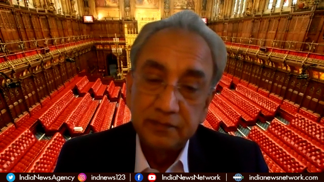 '2030 Roadmap' to guide India-UK cooperation in next 10 years: Lord Dolar Popat