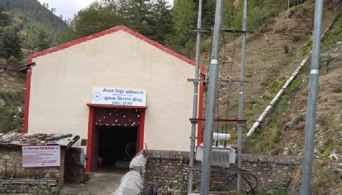 भारतको आर्थिक सहयोगद्वारा पुनः निर्मित हाइड्रो पावर प्लान्टको नेपालमा उद्घाटन गरिएको छ।