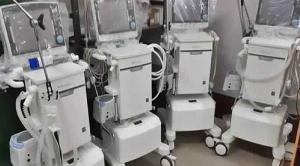 """""""Made in India"""" Ventilators technically sound & effective for COVID management: Center"""