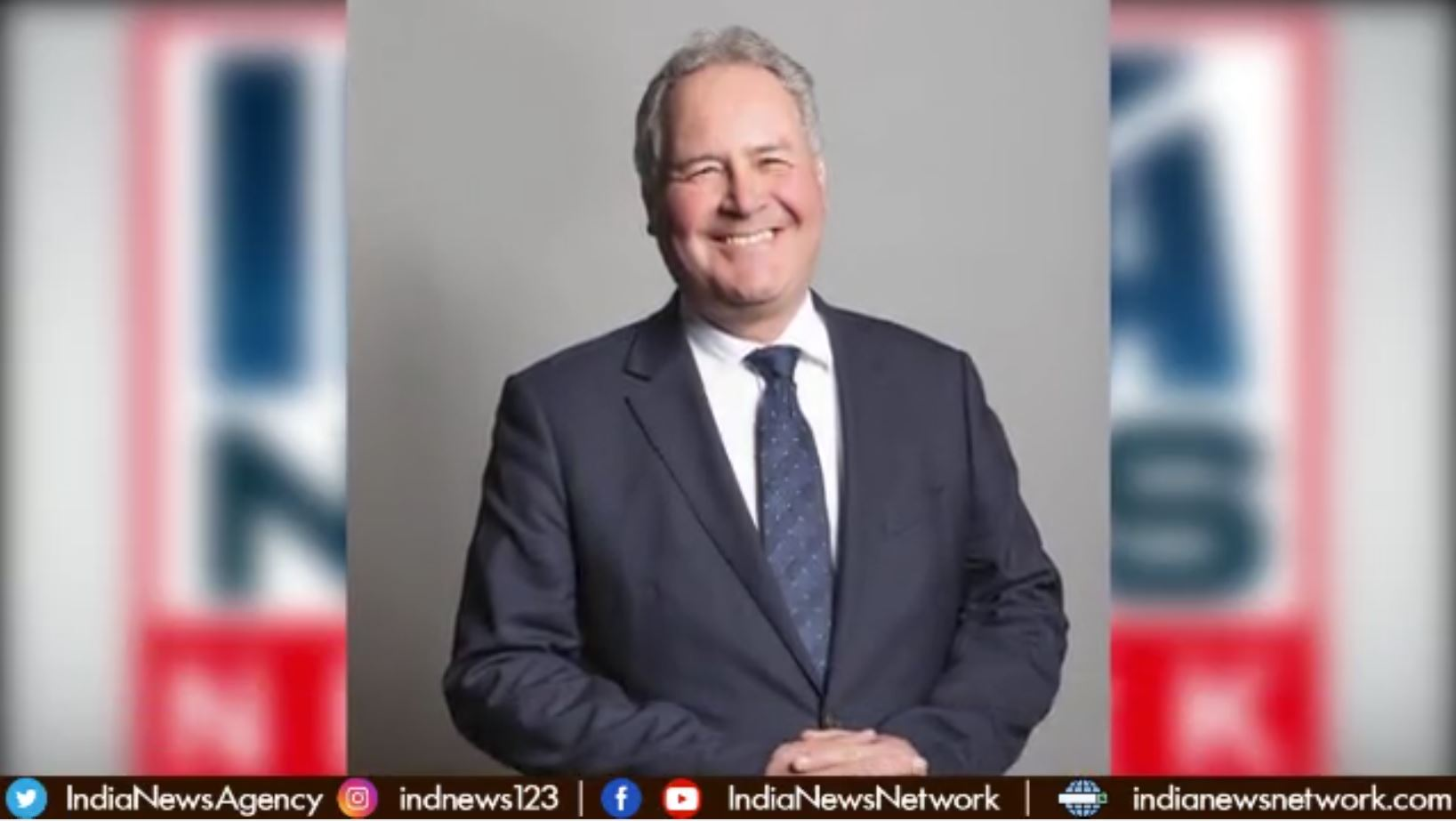 'India should be the 8th member of G7 countries': UK MP Bob Blackman