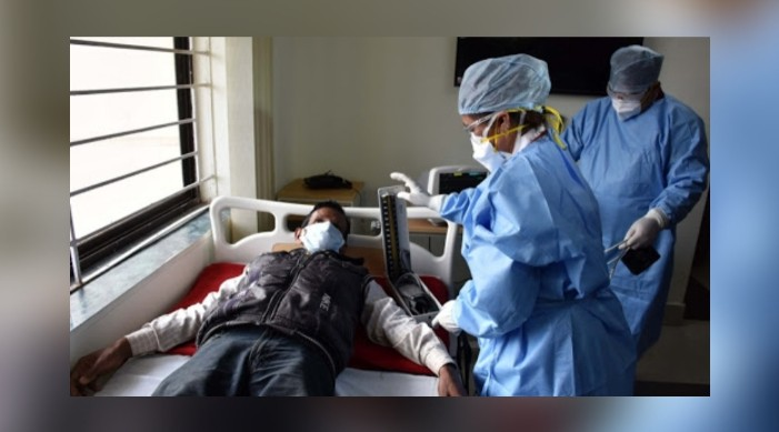 कोविड १९ अपडेट: भारतमा दैनिक कोविड संक्रमण बाट मुक्त हुने संख्या ४ लाख नाघेको छ।