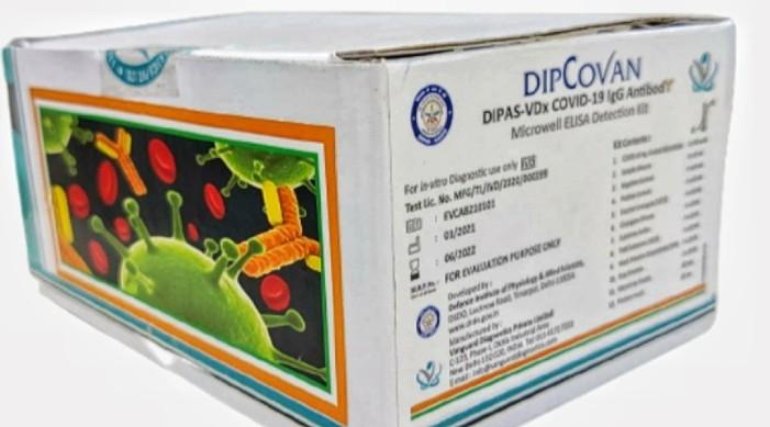 डीआरडीओ ल्याबले कोविड - १९  एन्टिबडी पत्ता लगाउने किट विकास गरेको छ।