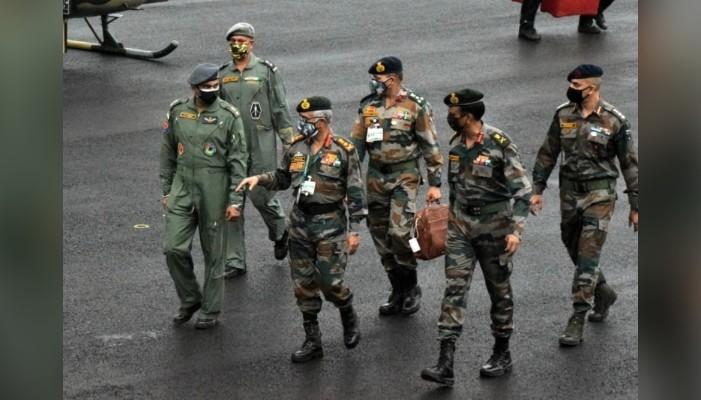 सेना प्रमुखले उत्तर-पूर्वीमा परिचालन तैयारी र सुरक्षा स्थितिको समीक्षा गरे