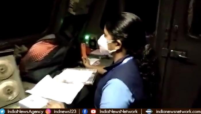 Oxygen Express run by all-female crew reaches Bengaluru