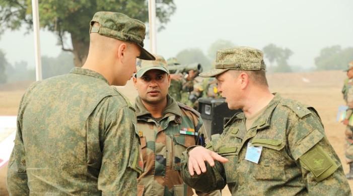 भारत र रसियाले अगस्टमा भोल्गोग्राड क्षेत्रमा सैन्य अभ्यास 'इन्द्र २०२१' आयोजना गर्ने।