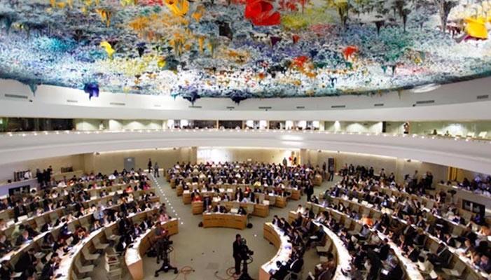 भारतले कब्जा गरेको प्यालेस्टिनी क्षेत्रमा मानव अधिकार उल्लंघन सम्बन्धी संयुक्त राष्ट्र संघको प्रस्तावमा मतदान गर्न बहिष्कार गरेक
