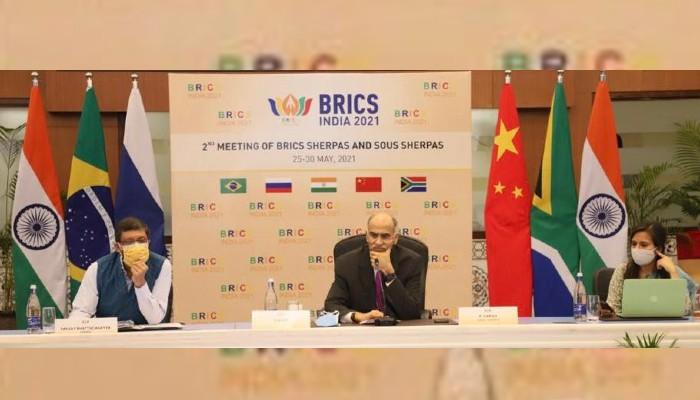 Four-day BRICS Sherpas and Sous Sherpas meet concludes