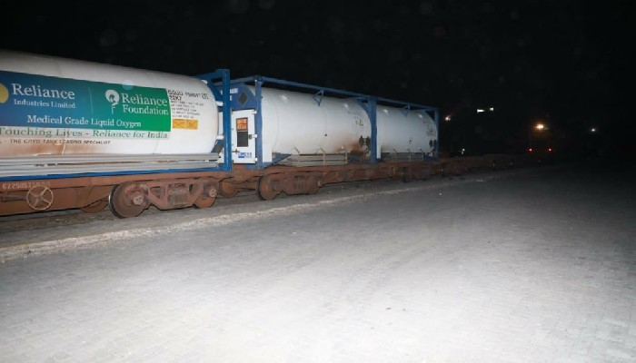 1274 tankers, 313 special trains: How Indian Railways has delivered medical oxygen