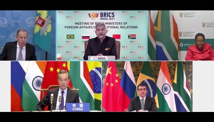 'By conducting policies as per UN Charter, we can bring about change we desire': S Jaishankar at BRICS Foreign Ministers' meet