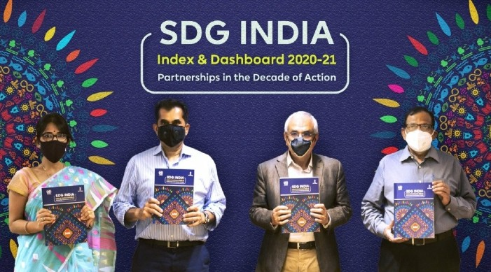 India's SDG score improves with exemplary performance in clean water and energy