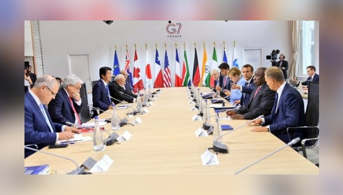 For India, G-7 is an opportunity to expand ties with West