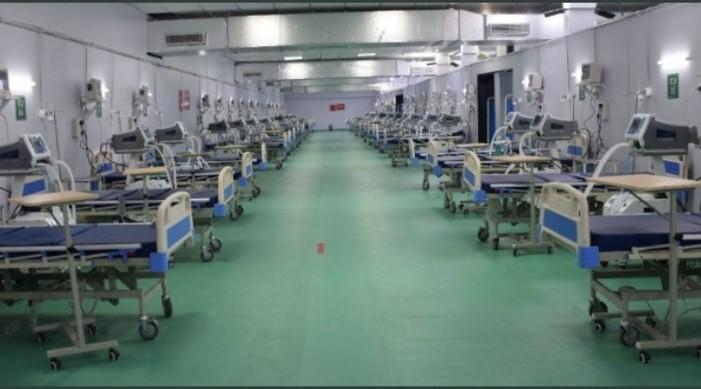 डीआरडीओले श्रीनगरमा ५०० शैय्याको कोविड अस्पताल स्थापना गरेको छ।