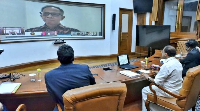 भारतद्वारा इन्डोनेसियालाई कोविड-राहत सहयोगका लागि धन्यवाद ज्ञापन