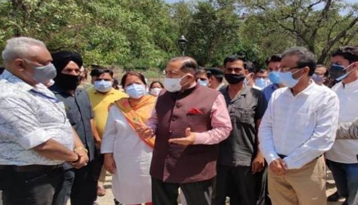 जम्मू-कश्मीरको देविका नदी राष्ट्रिय परियोजना सद्भाव र एकताको प्रतीकः केन्द्रीय मंत्री