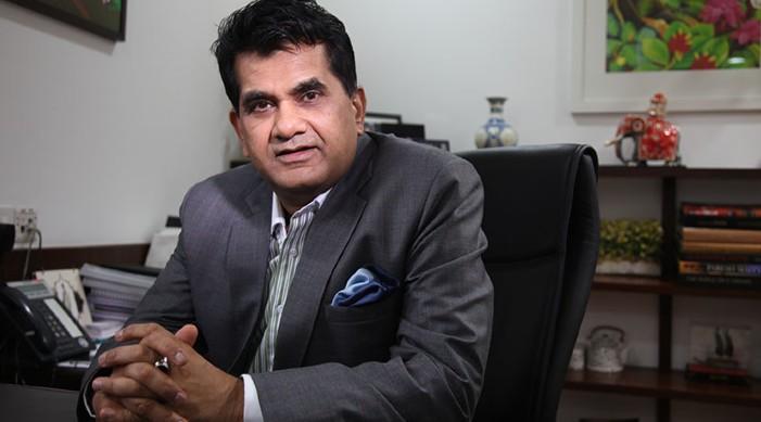 नीति आयोगका अध्यक्ष: भारतलाइ व्यवसाय सहजीकरण गर्न ठूलो अवसर