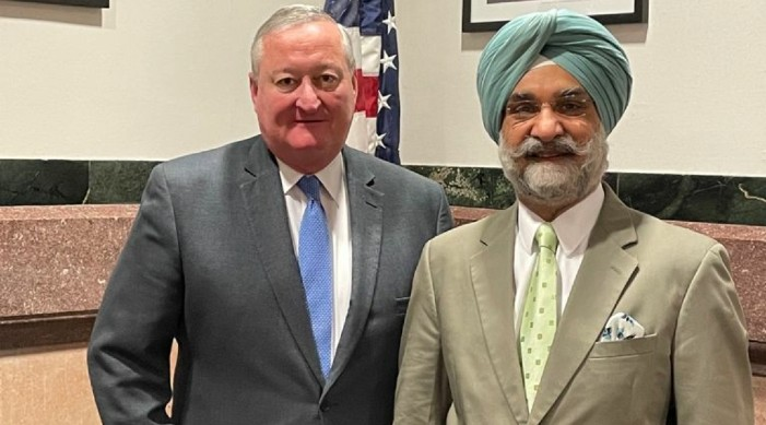 Indian envoy to US visits Philadelphia, discusses healthcare and education tiesIndian envoy to US visits Philadelphia, discusses