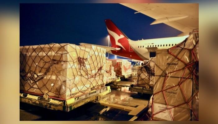 भारत ने कोविड-19 से लड़ने में मूल्यवान चिकित्सा आपूर्ति के लिए ऑस्ट्रेलिया को धन्यवाद दिया
