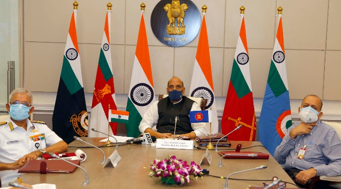 रक्षामन्त्री:अन्तर्राष्ट्रिय शान्ति र सुरक्षा का चुनौती पुरानो अप्रचलित प्रणाली बाट सम्बोधन गर्न नसकिने