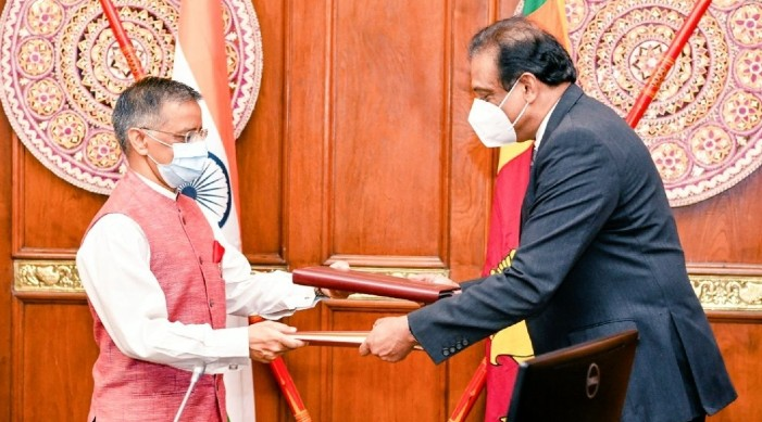 India extends US$ 100 million Line of Credit to Sri Lanka for solar energy projects