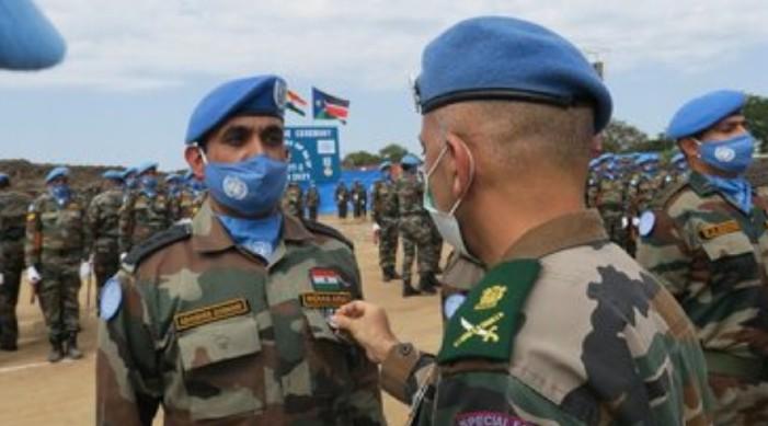 भारतीय र श्रीलंकाली सशस्त्र सेना शान्ति स्थापना का लागि एक साथ