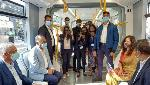 Another section of flagship India-Mauritius Metro Express Project opens for service
