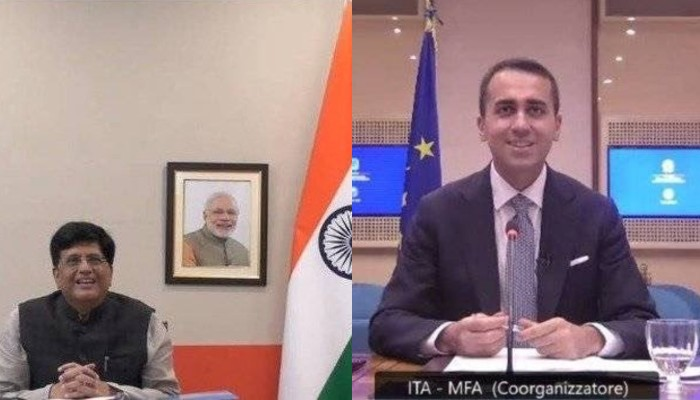 India, Italy express desire for bilateral cooperation in railways, textile and leather