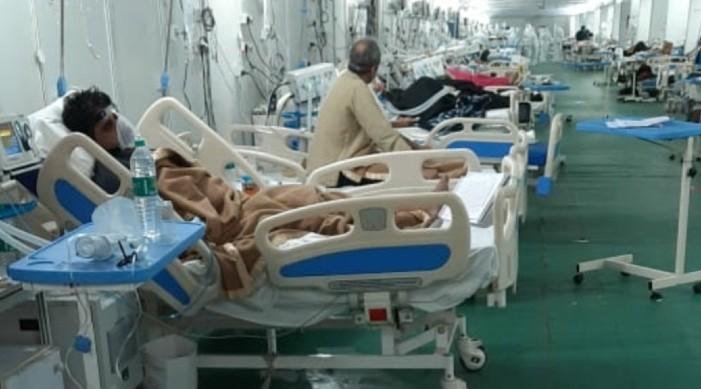 कोविड १९ अपडेट: हालसम्म भारतमा ३ करोड भन्दा बढी संक्रमित बिरामी निको भएका छन्।