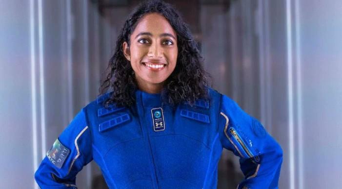 सिरीषा बण्डला अन्तरिक्षमा जाने तेस्रो भारतीय मूलकी महिला बनिन्।
