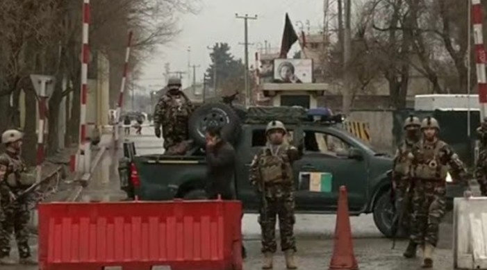 Wrapped in warped mentality, Pakistan falsely accuses India of arms drop in Afghanistan