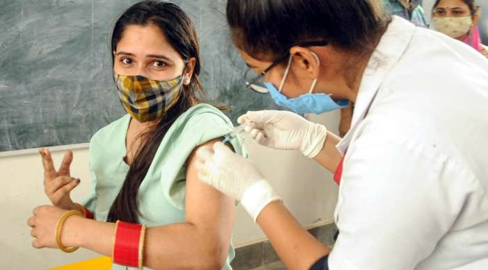 कोविड १९ अपडेट: भारतमा ३८ करोड ७० लाख भन्दा बढी कोविड १९ खोप प्रदान