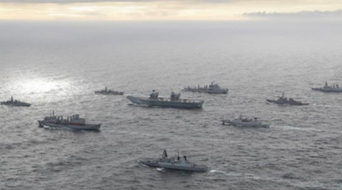 बेलायती नौसेना भारतीय नौसेना सँग संयुक्त अभ्यासमा भाग लिने