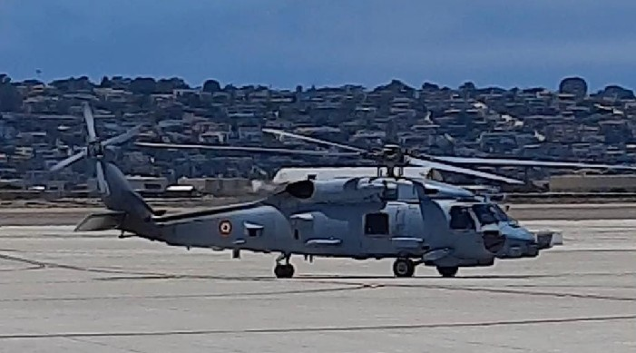 Indian Navy gets first batch of MH-60R Multi Role Helicopters