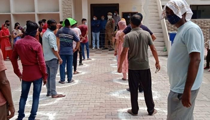 भारतमा ४० करोड भन्दा बढी कोविड १९ खोप प्रदान