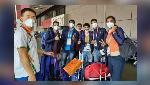Tokyo Olympics 2020: Team India arrives in Japan after warm send-off from Delhi