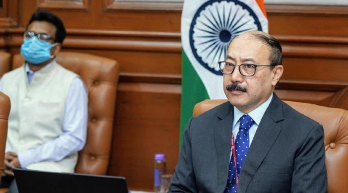 भारत जापान संयुक्त मञ्चमा विदेश सचिव श्रिंगला: 'भारत र जापानले तेस्रो मुलुक सँग पनि सम्बन्ध स्थापित गर्ने'