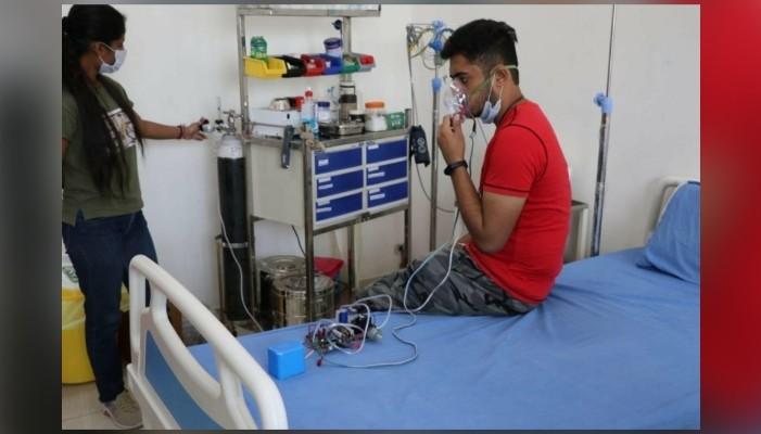 आईआईटी रोपरद्वारा विरामीहरूको लागि प्रयोग हुने चिकित्सा अक्सिजन बाट निस्कने अपव्यय कम गर्न उपकरणको विकास