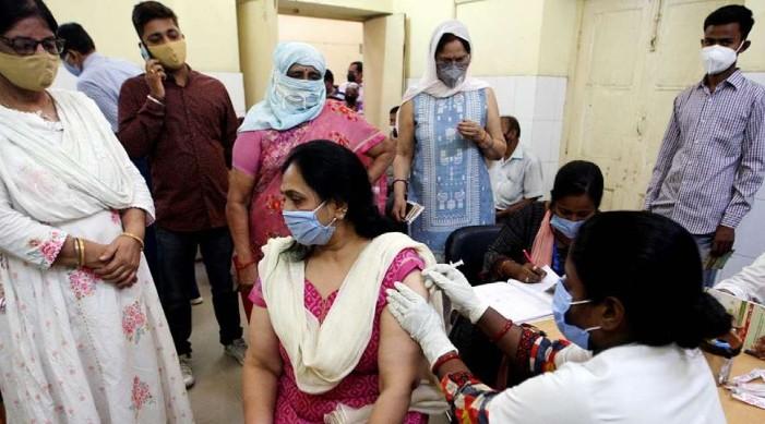 भारत का संचयी COVID-19 टीकाकरण कवरेज 415 मिलियन से अधिक