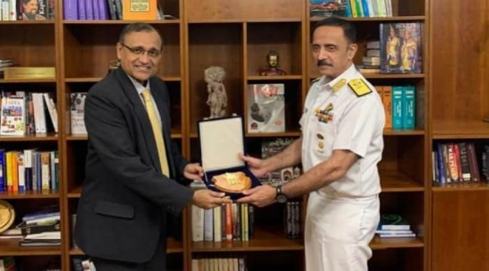 वरिष्ठ नौसेना अधिकारी: संयुक्त राष्ट्र को लेबनान अभियानमा भाग लिन भारतीय नौसेना तैयार